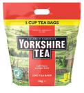 Yorkshire Tea One Cup Catering Teabags 1x1200