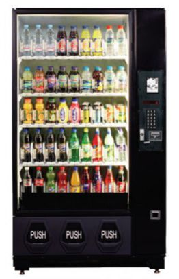 Chilled Can & Bottle Machines
